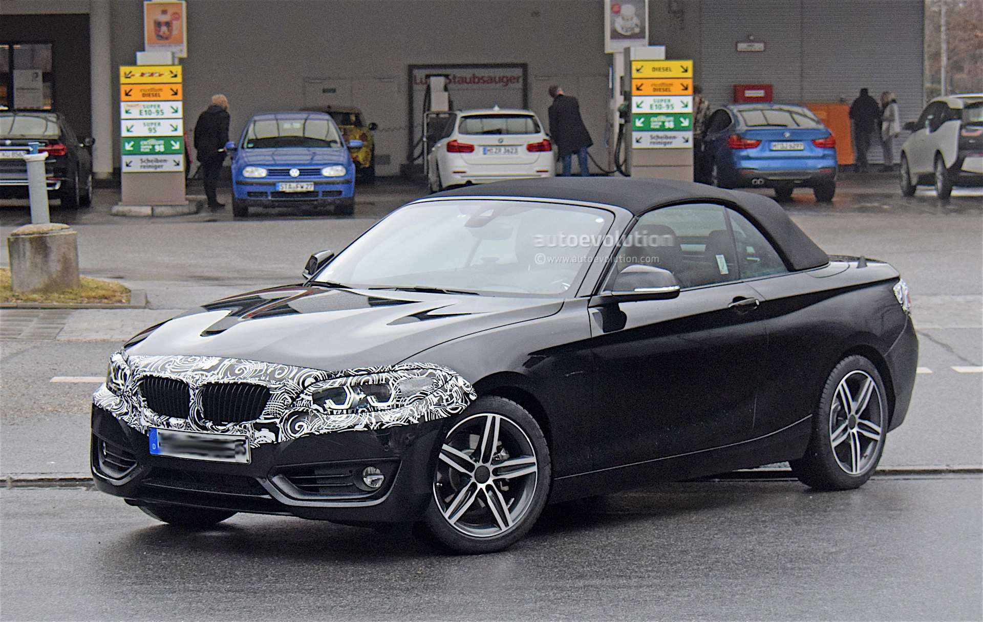 92 The 2019 Bmw 2 Series Convertible Style