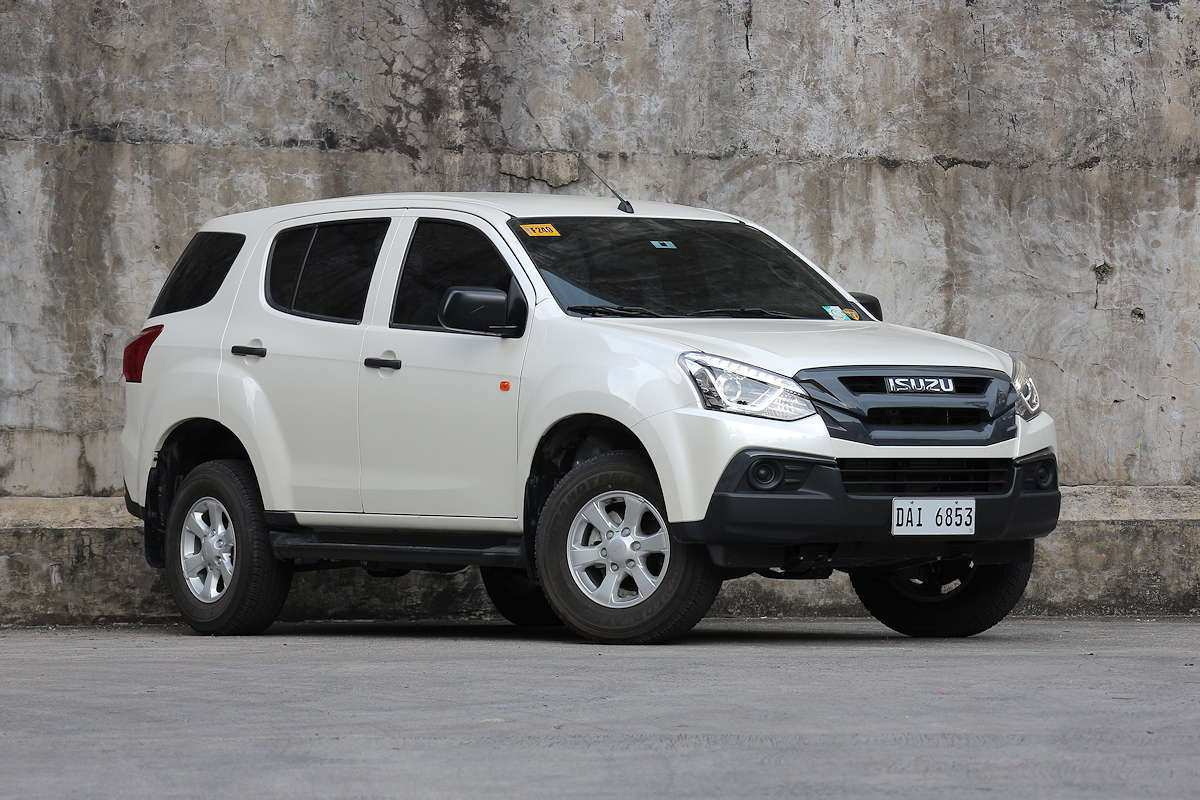 92 The 2019 Isuzu Mu X Exterior And Interior