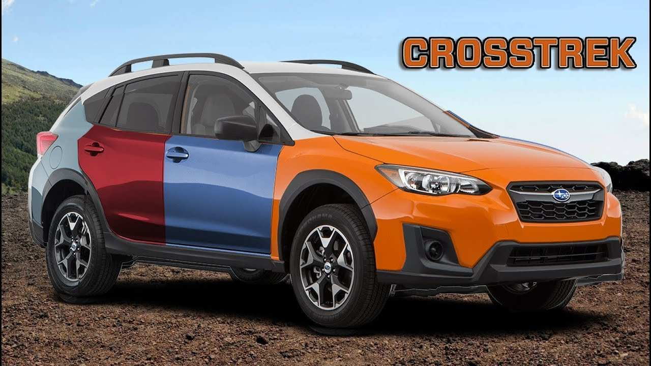 92 The 2019 Subaru Crosstrek Colors Price And Review