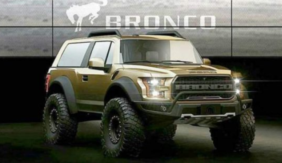 92 The 2020 Ford Bronco Design Picture