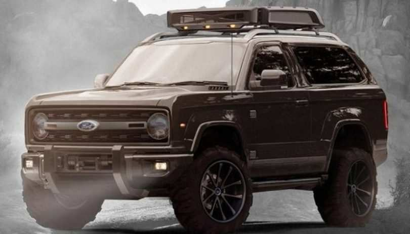 92 The 2020 Ford Bronco Interior Price And Review