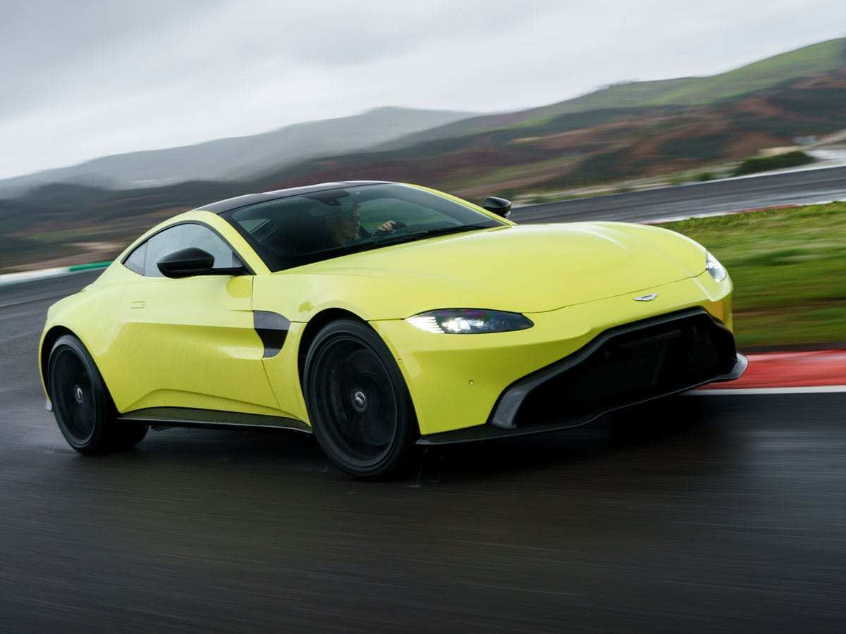 92 The Best 2019 Aston Martin Vantage Review Review And Release Date