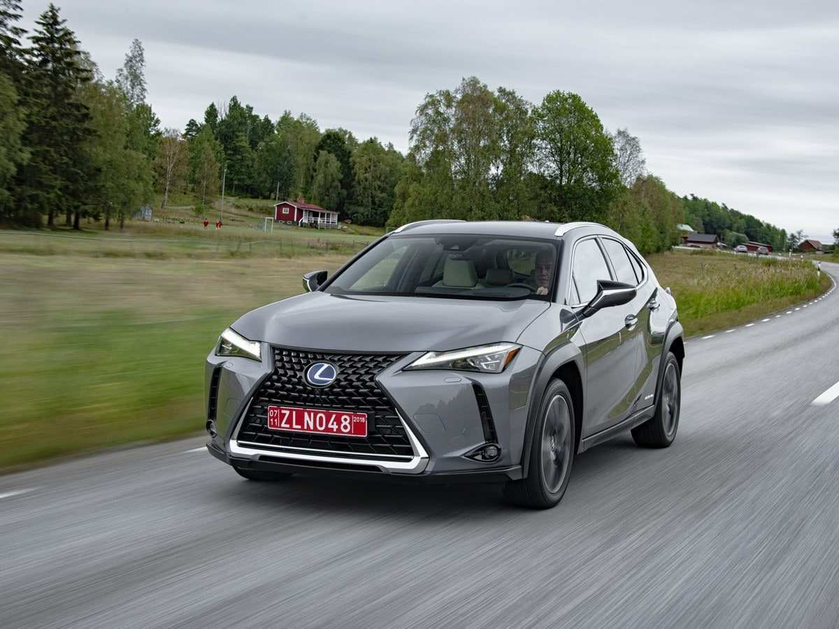 92 The Best 2019 Lexus Hybrid New Review
