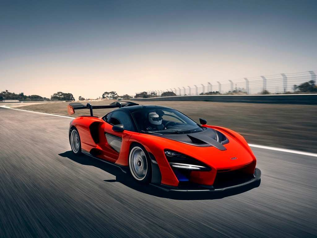 92 The Best 2019 Mclaren Redesign And Review
