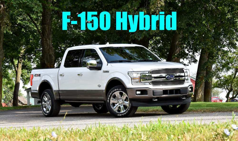 92 The Best 2020 Ford F 150 Hybrid New Review