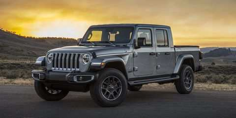 92 The Best 2020 Jeep Gladiator Msrp Concept And Review