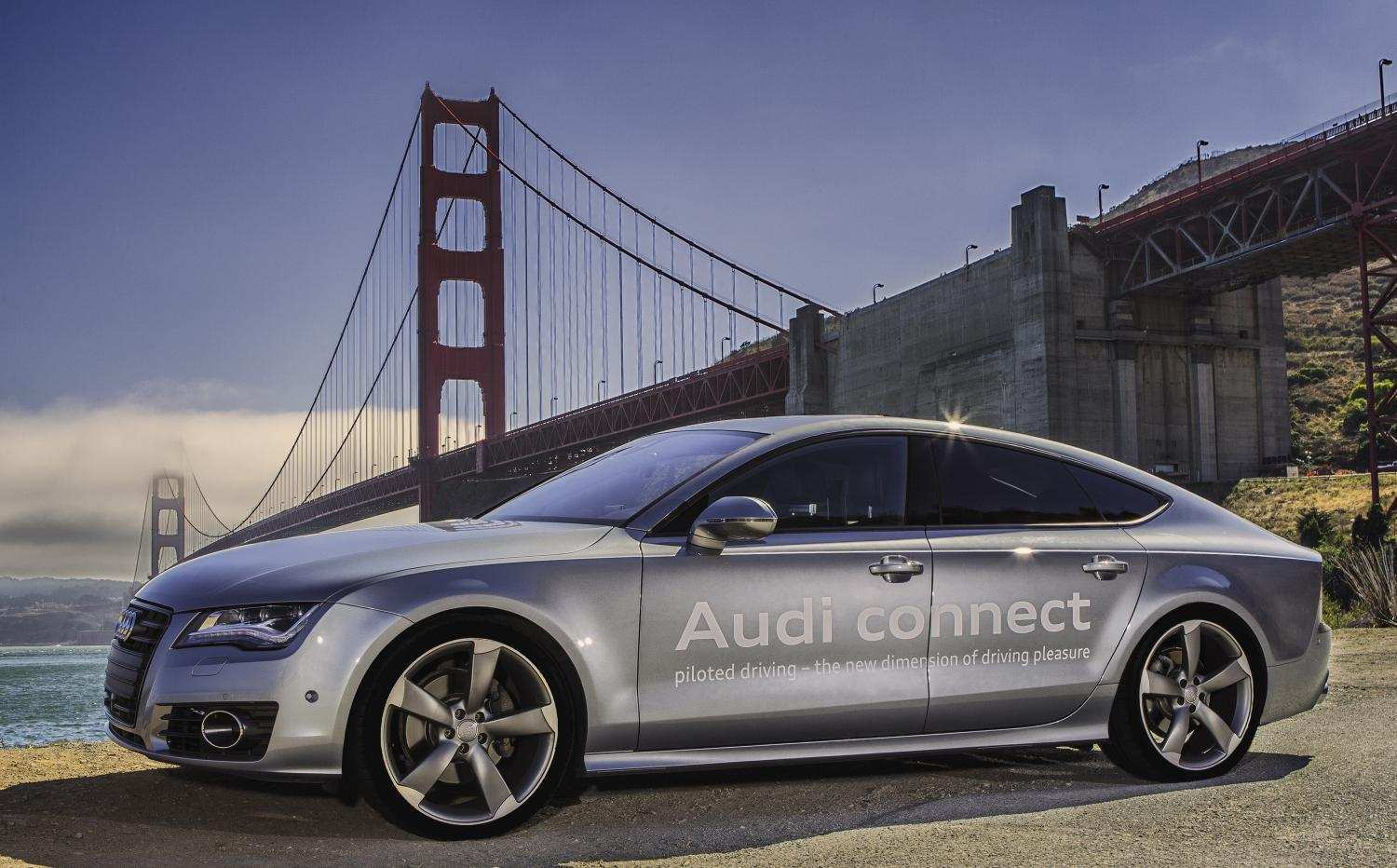 92 The Best Audi 2020 Self Driving Car Exterior And Interior