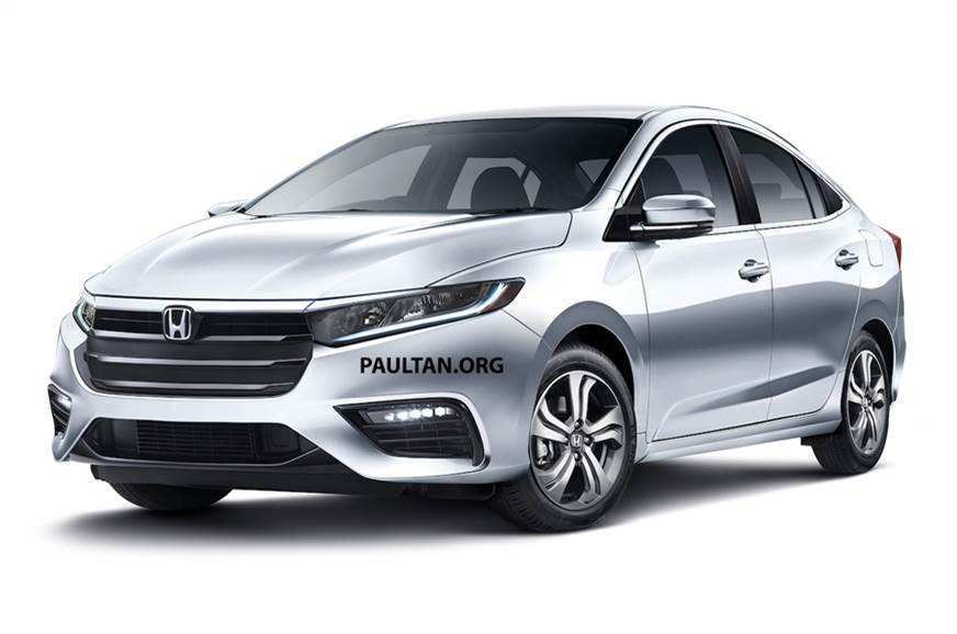 92 The Honda City Next Generation 2020 Picture