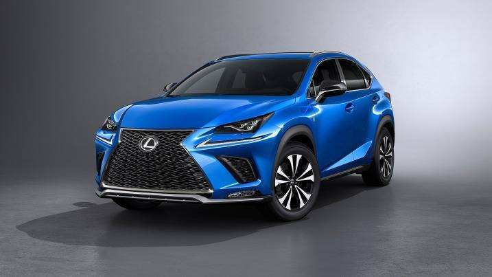 92 The Nowy Lexus Nx 2019 Review