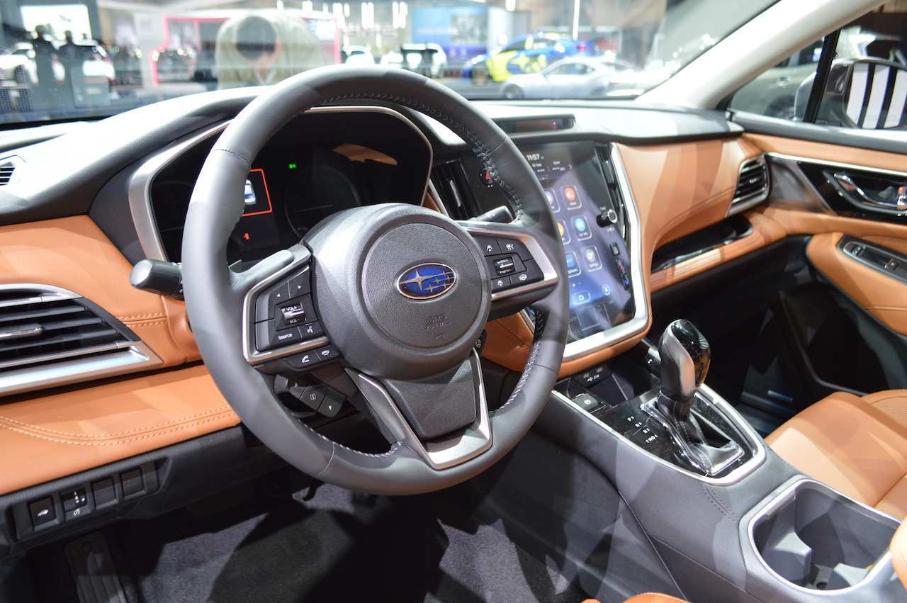 92 The Subaru Legacy 2020 Interior Performance