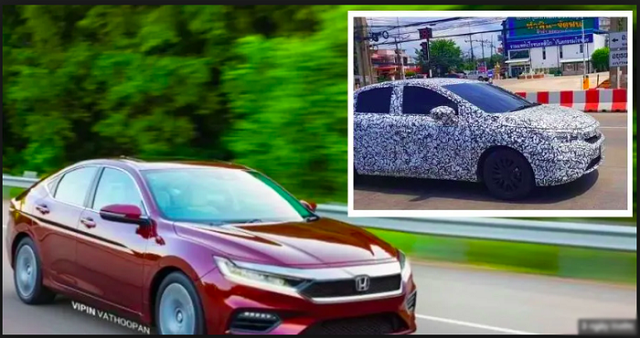 92 The Xe Honda City 2020 Concept And Review