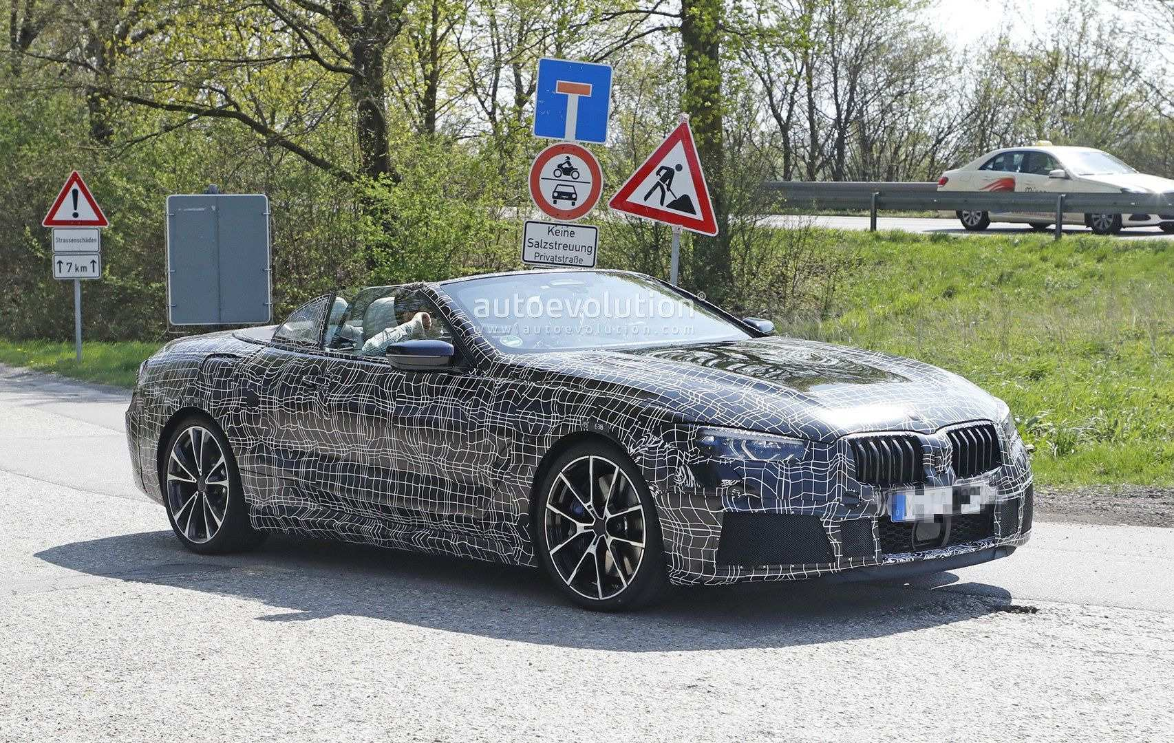 93 A 2019 Bmw 8 Series Interior Release