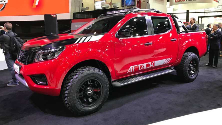 93 A 2019 Nissan Frontier Attack Reviews