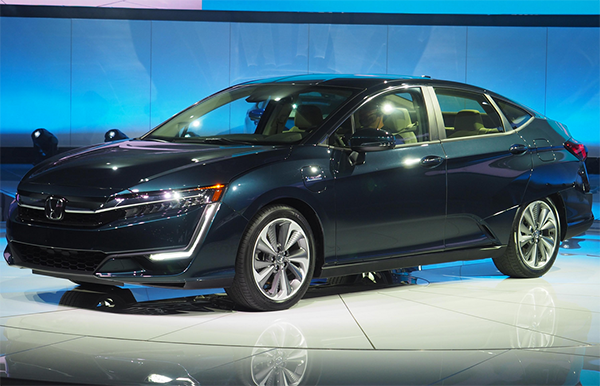 93 A 2020 Honda Clarity Plug In Hybrid Performance And New Engine