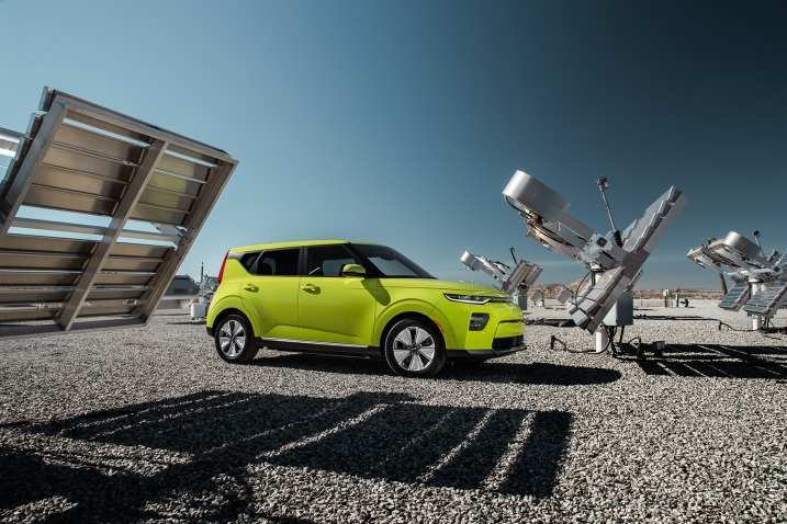 93 A 2020 Kia Soul Ev Availability New Model And Performance