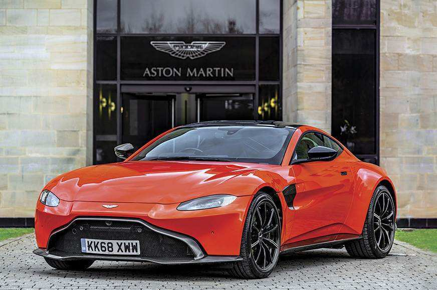 93 All New 2019 Aston Martin Vantage Review Interior