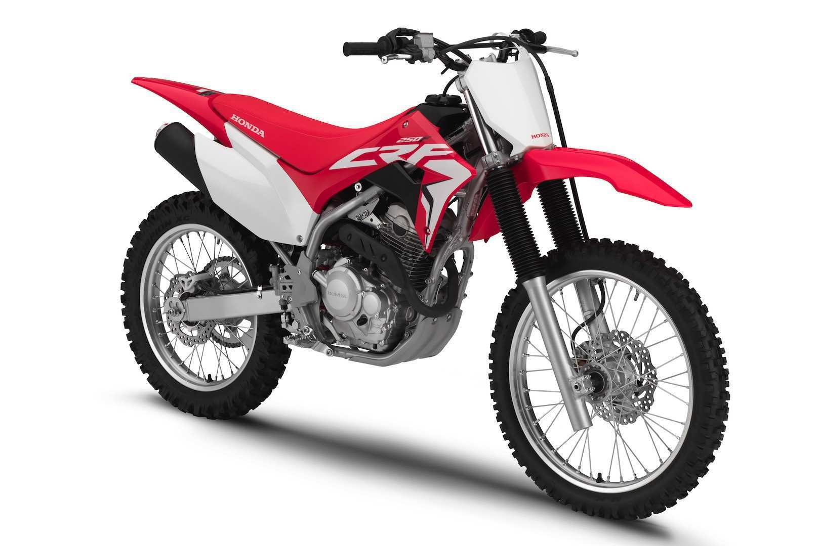 93 All New 2019 Honda 250F Exterior