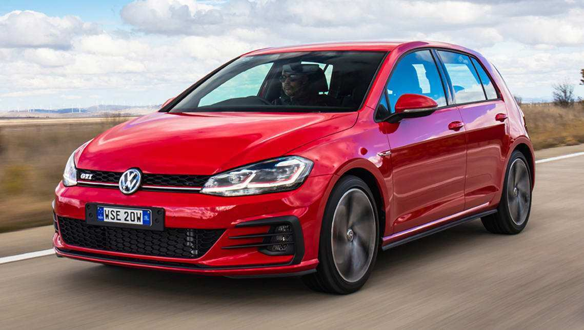 93 All New 2019 Volkswagen Gti Release Date Research New