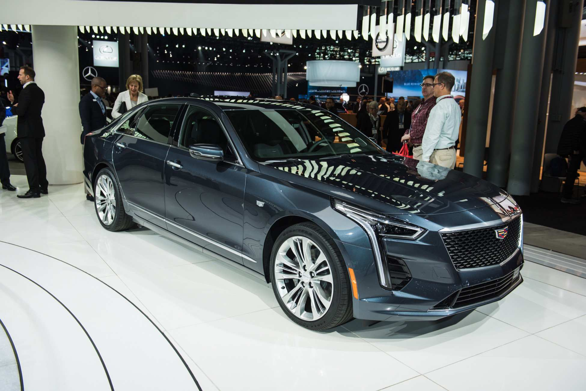 93 All New 2020 Cadillac Ct6 V8 First Drive