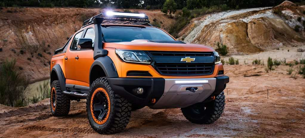 93 All New 2020 Chevrolet Colorado Updates Release Date And Concept