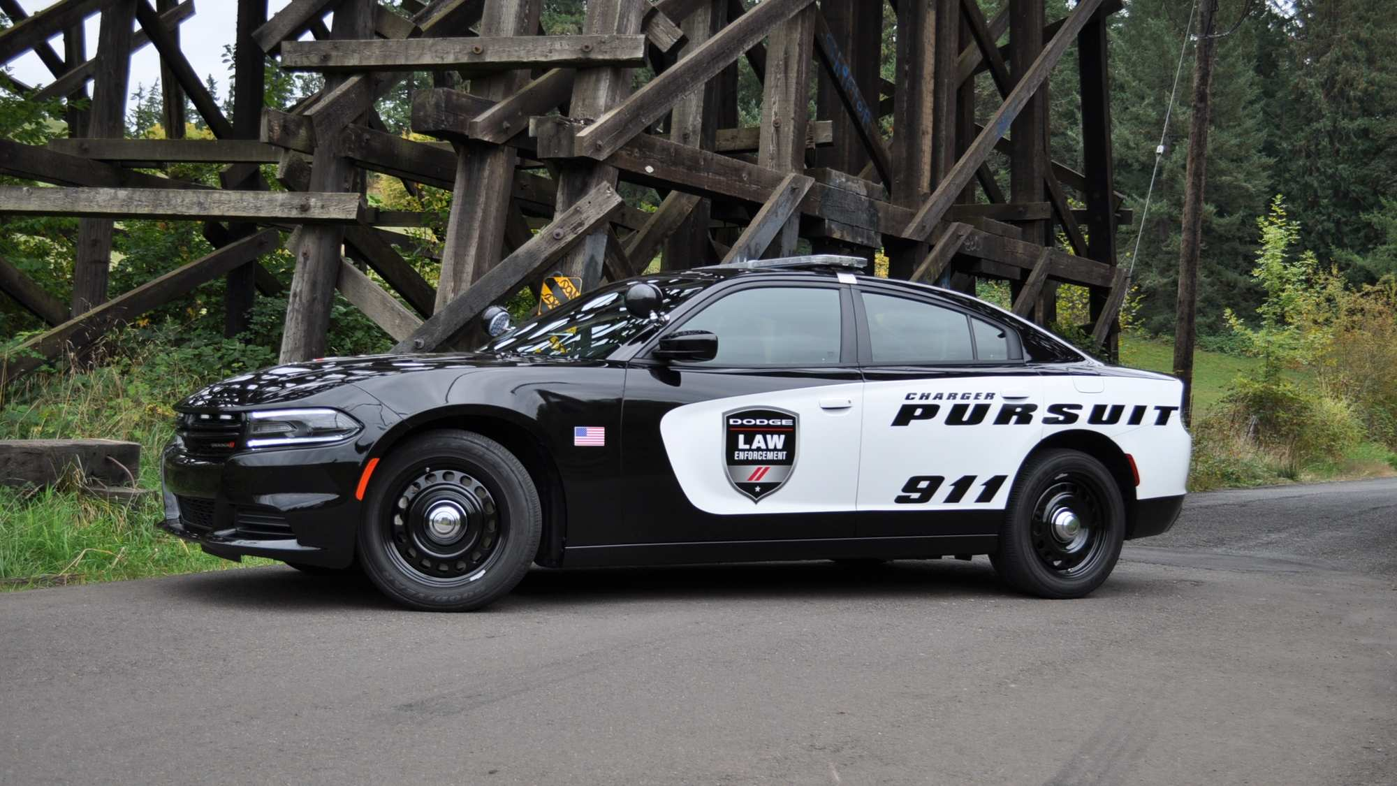 93 All New 2020 Dodge Charger Police Model