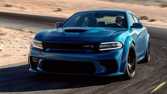 93 All New 2020 Dodge Charger Srt Concept