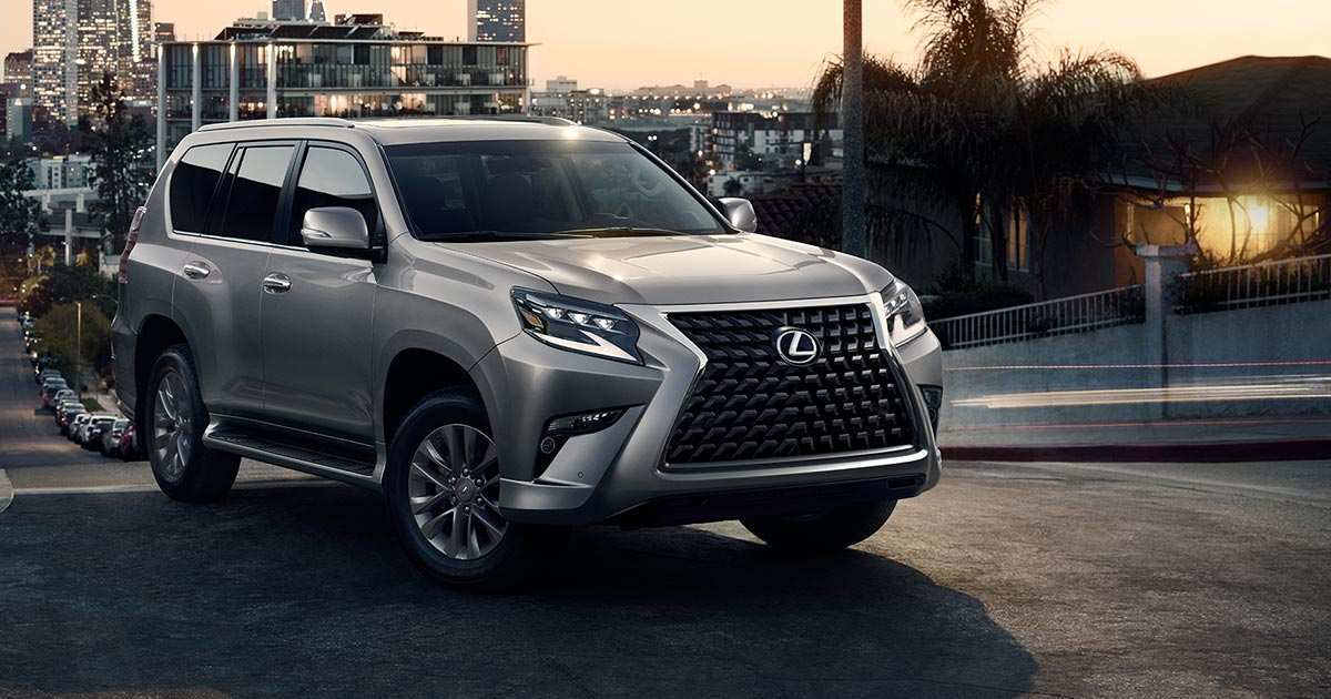 93 All New Lexus Gx Update 2020 Redesign Exterior And Interior