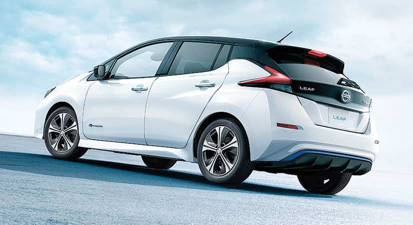 93 All New Nissan Leaf 2020 Release Date And Concept
