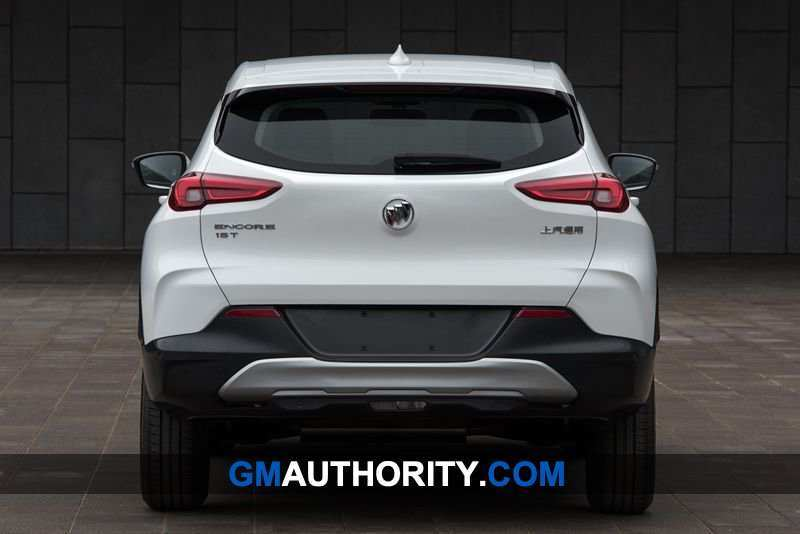 93 Best 2020 Buick Encore Specs New Concept