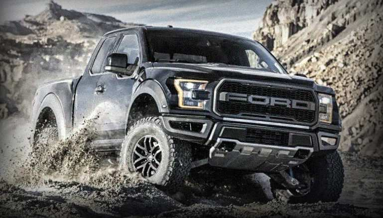 93 New 2019 Ford Raptor 7 0L Interior