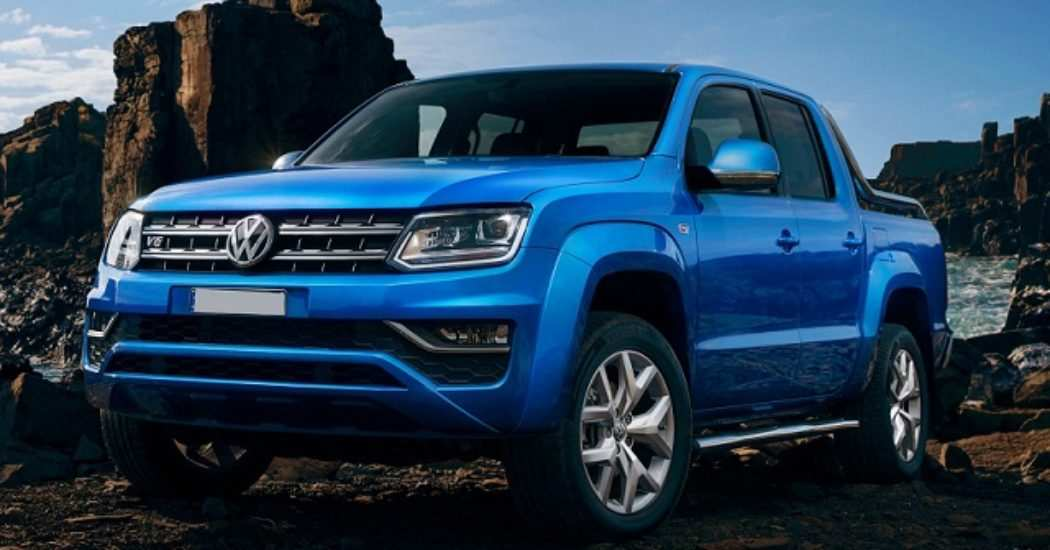 93 New 2019 Volkswagen Pickup Truck Wallpaper