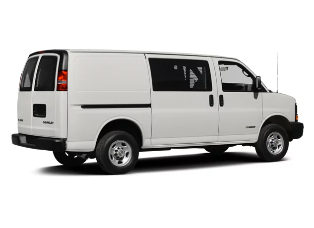 93 New 2020 Chevrolet Passenger Van Price And Review