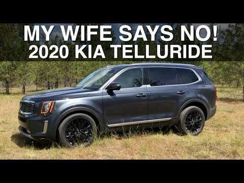 93 New 2020 Kia Telluride Youtube Release