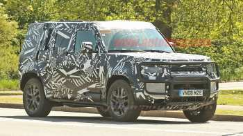 93 New 2020 Land Rover Configurations