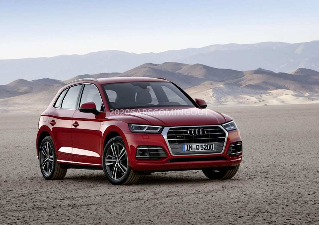 93 New Audi Q5 Hybrid 2020 Picture