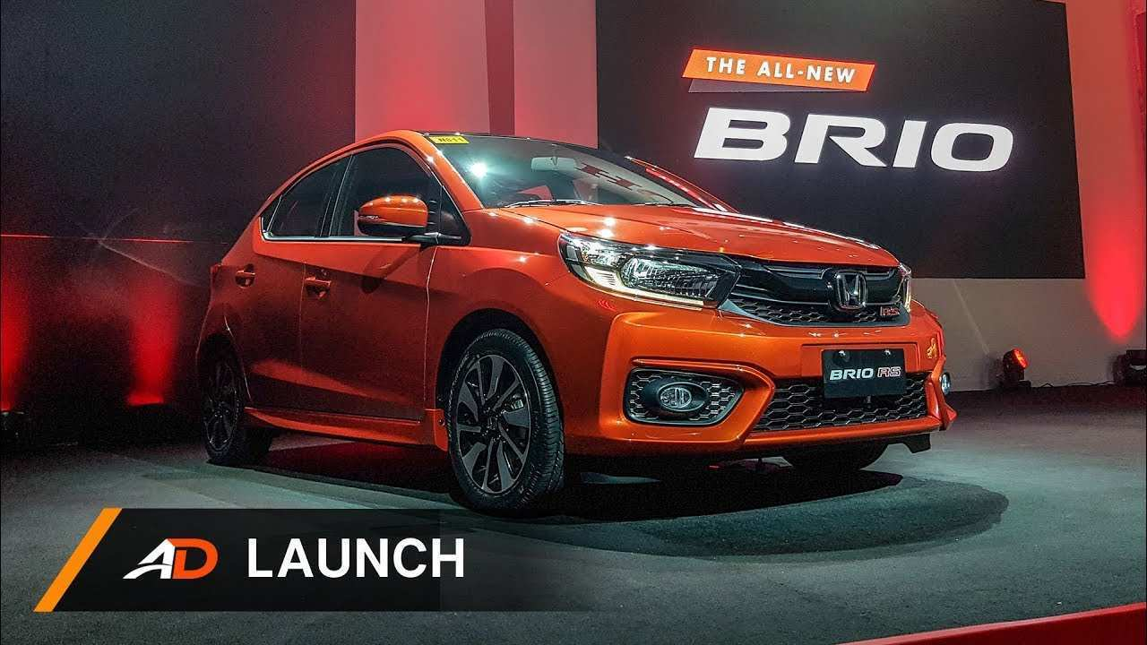93 New Honda Brio 2019 Specs And Review