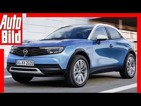 93 New Opel Gt X 2020 Redesign And Review