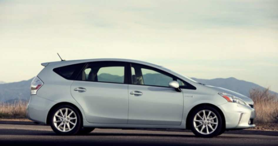 93 New Toyota Prius V 2020 New Model And Performance