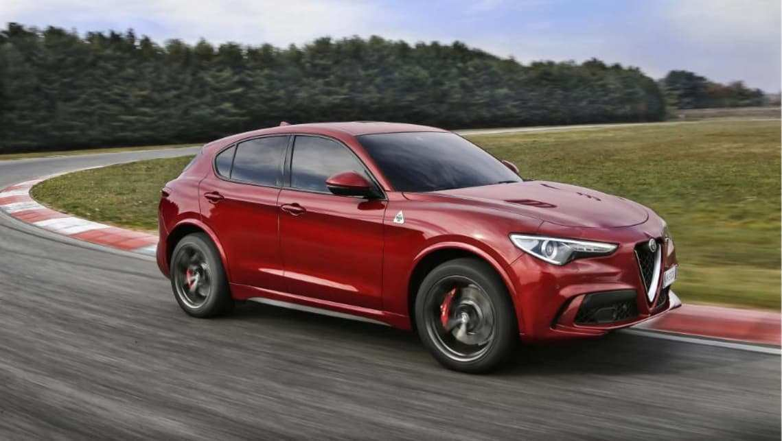 93 The 2019 Alfa Romeo Stelvio Release Date Engine