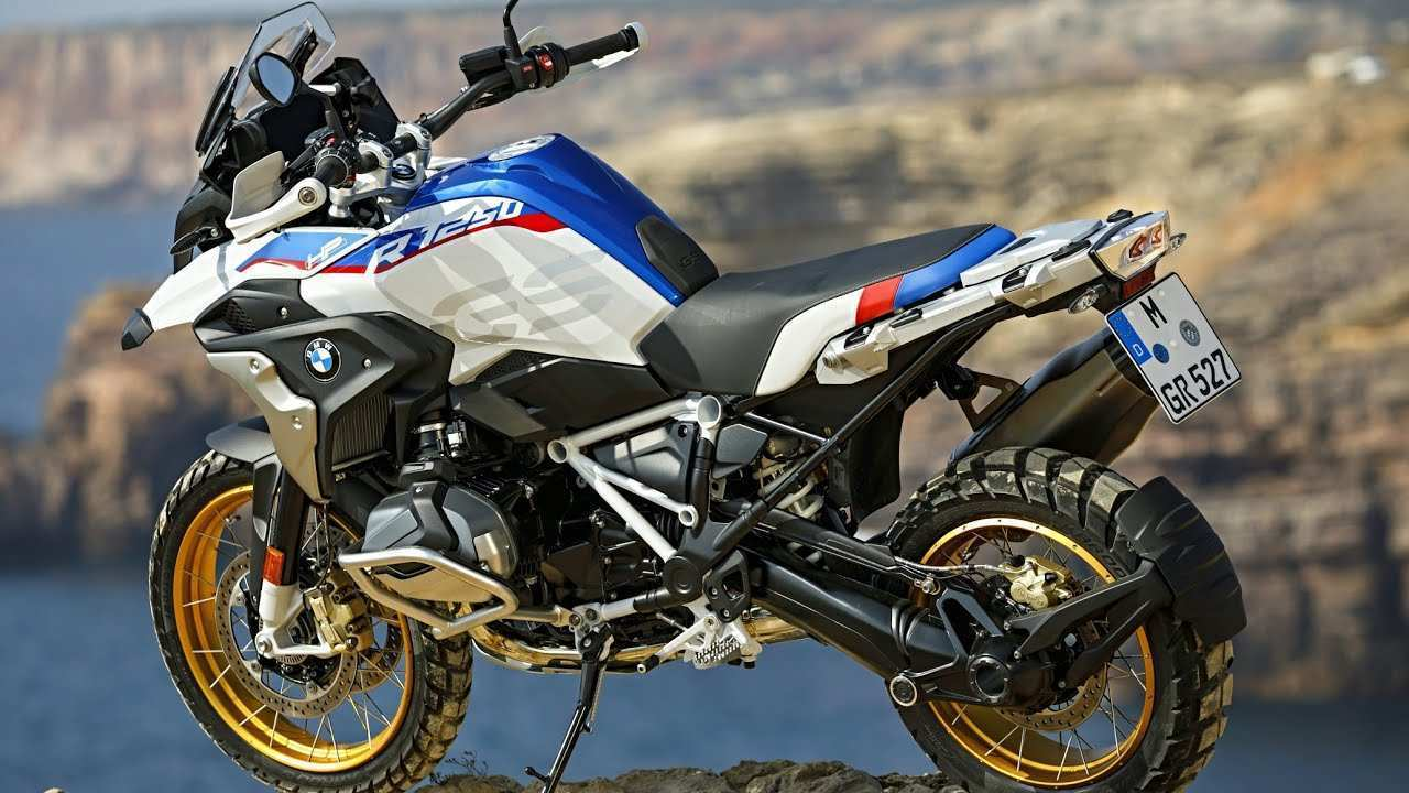 93 The 2019 Bmw 1250 Gs Spy Shoot