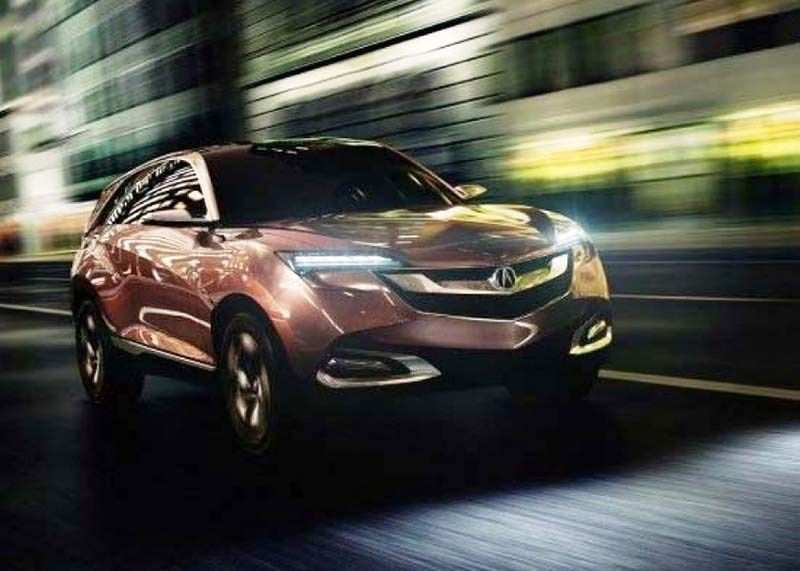 93 The 2020 Acura Mdx Spy Photos Price And Release Date