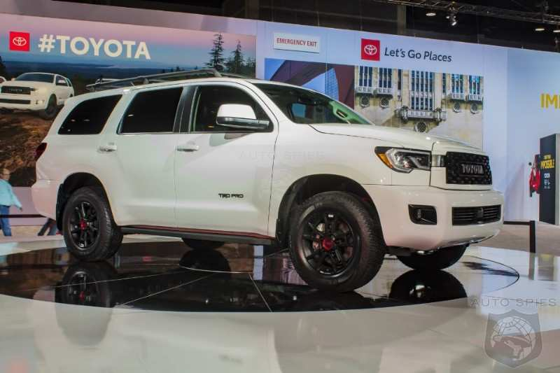 93 The 2020 Toyota Sequoia Spy Photos Research New