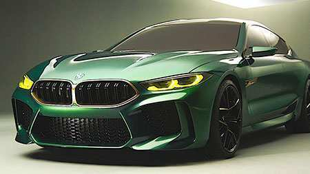 93 The Best 2019 Bmw 8 Series Release Date Overview