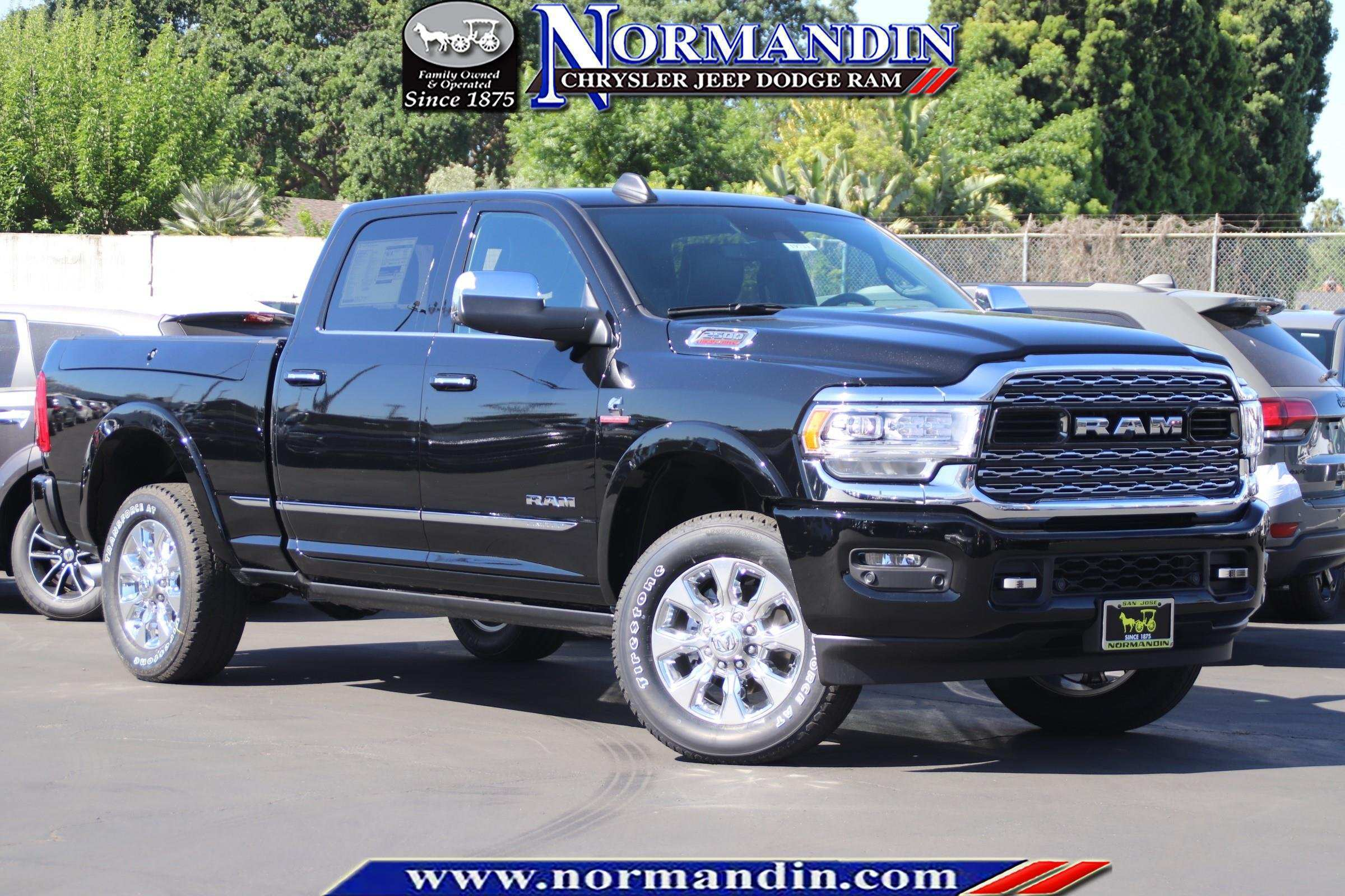93 The Best 2019 Dodge 2500 Limited Reviews