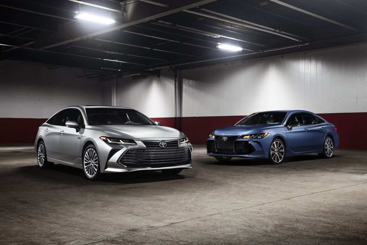 93 The Best 2019 Toyota Lexus Pictures