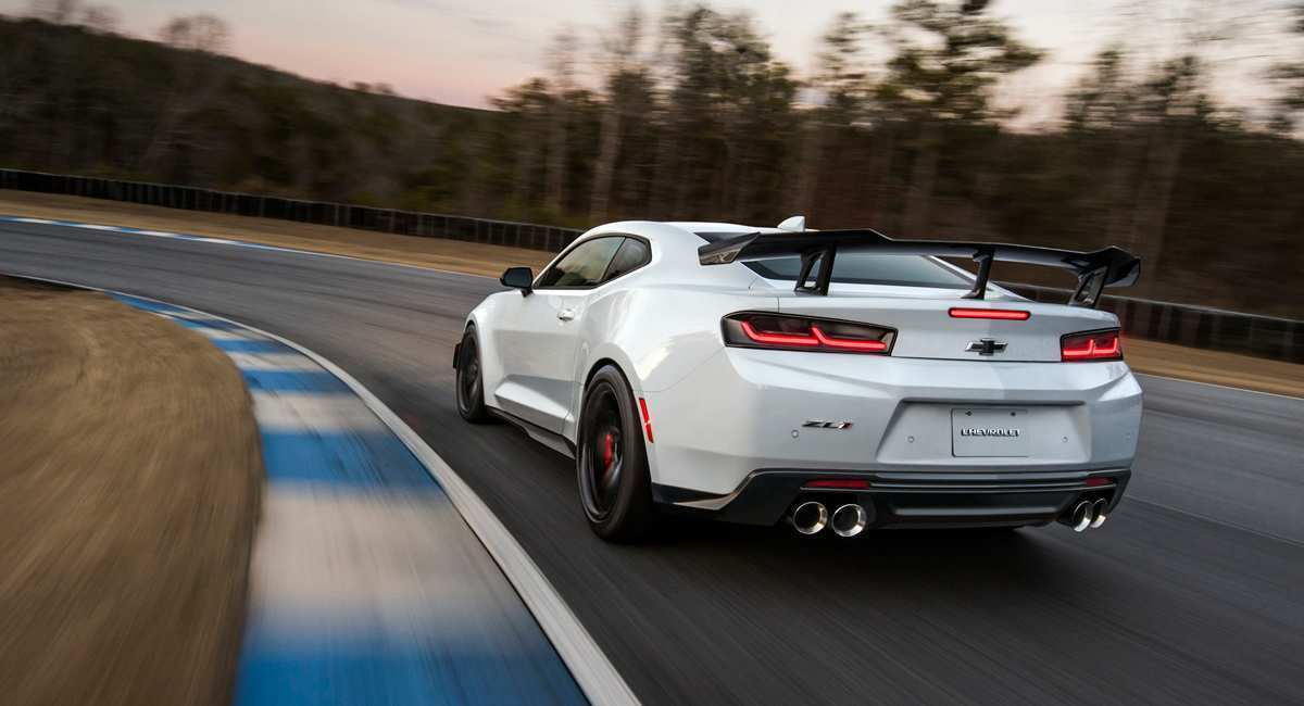 93 The Best 2020 Chevrolet Camaro Zl1 Speed Test