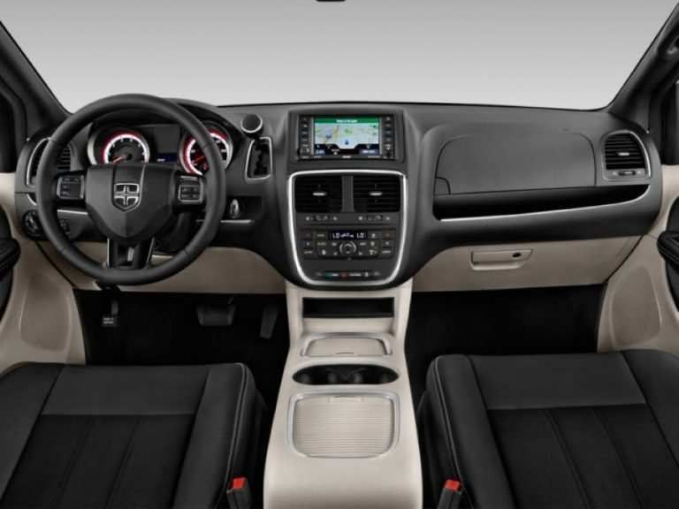 93 The Best 2020 Dodge Grand Caravan Redesign Pictures