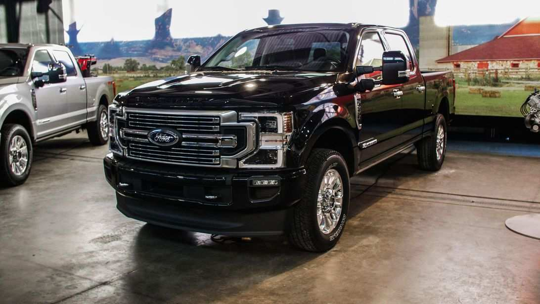 93 The Best 2020 Ford Diesel Performance And New Engine