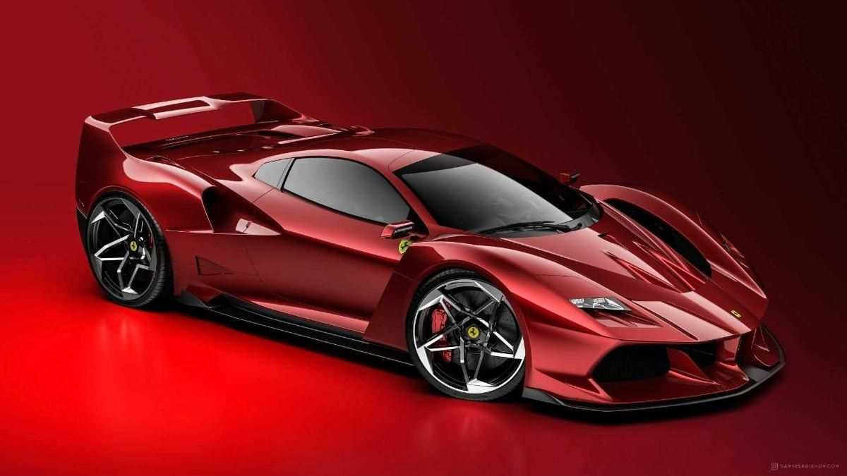 93 The Best Ferrari 2020 Supercar Performance And New Engine