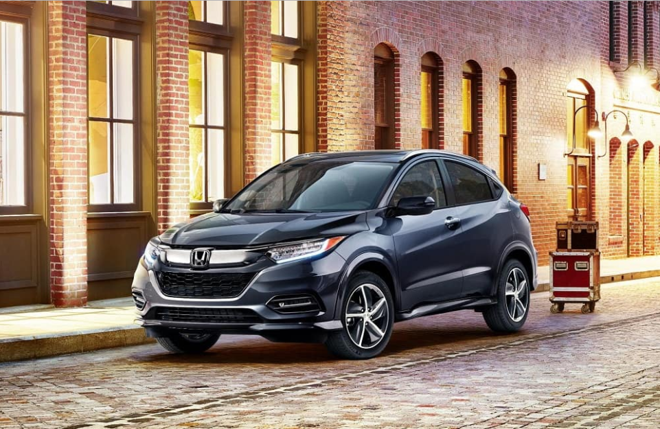 93 The Best Honda Hrv 2020 Redesign Research New